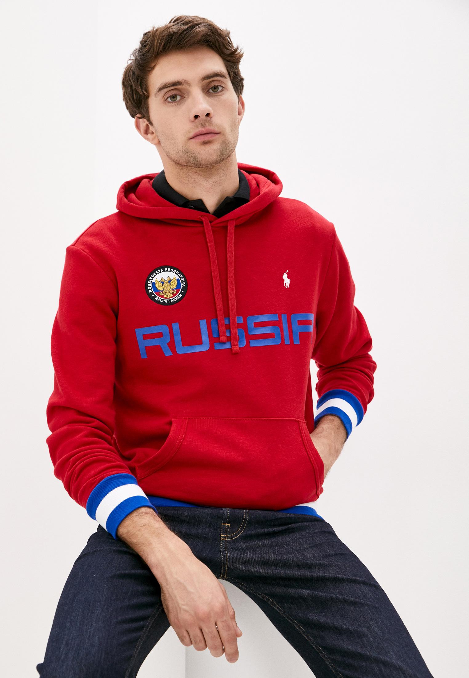 Мужские худи Polo Ralph Lauren 710800444001