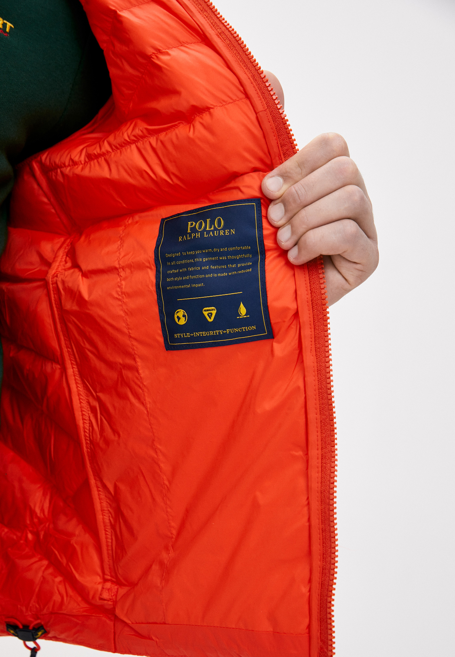 Куртка Polo Ralph Lauren (Поло Ральф Лорен) 710810897003: изображение 5