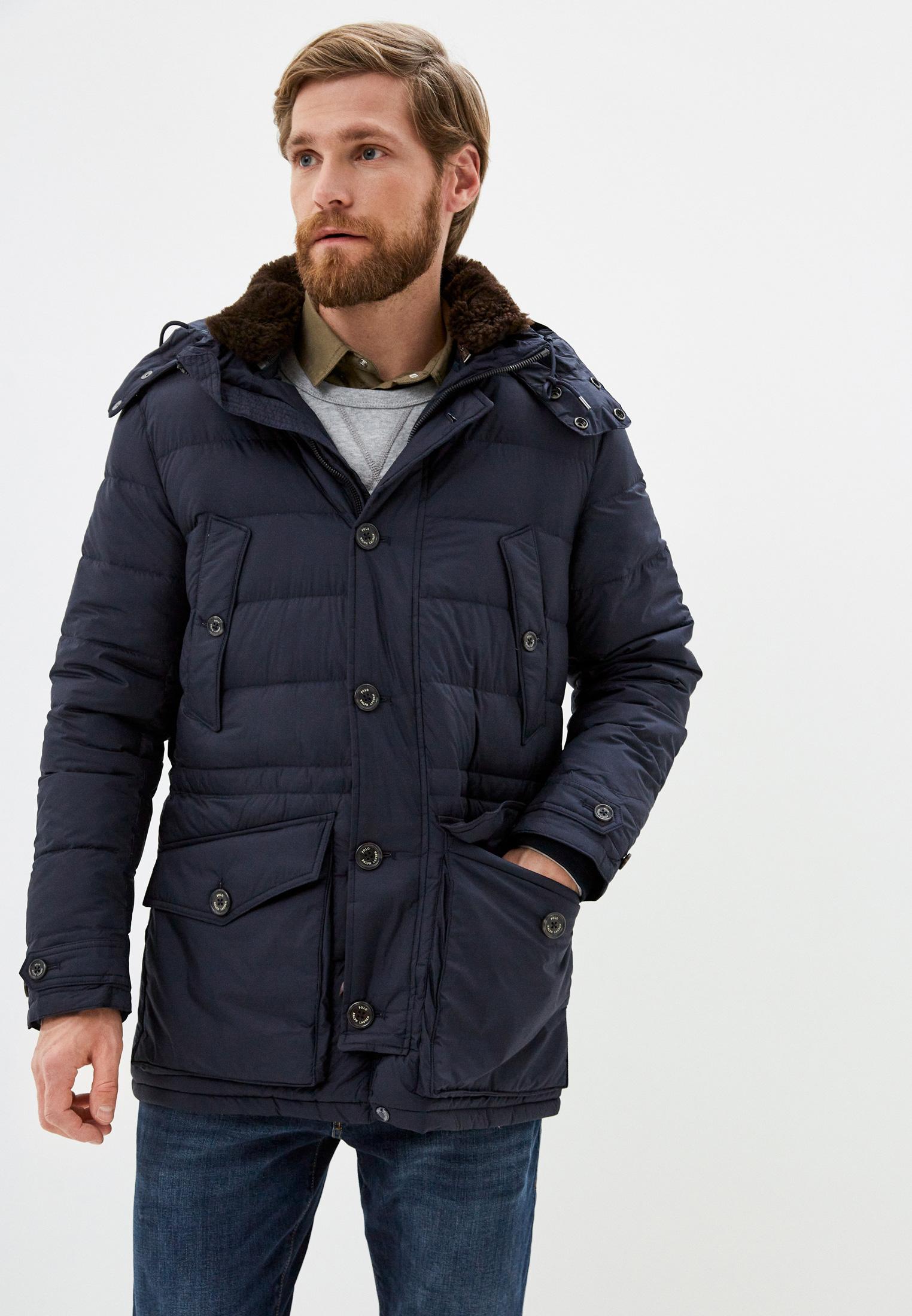 Утепленная куртка Polo Ralph Lauren (Поло Ральф Лорен) 710810456001