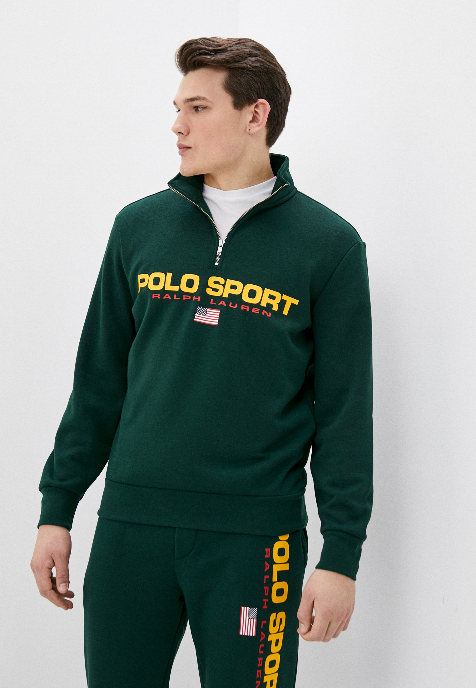 Олимпийка Polo Ralph Lauren (Поло Ральф Лорен) Олимпийка Polo Ralph Lauren