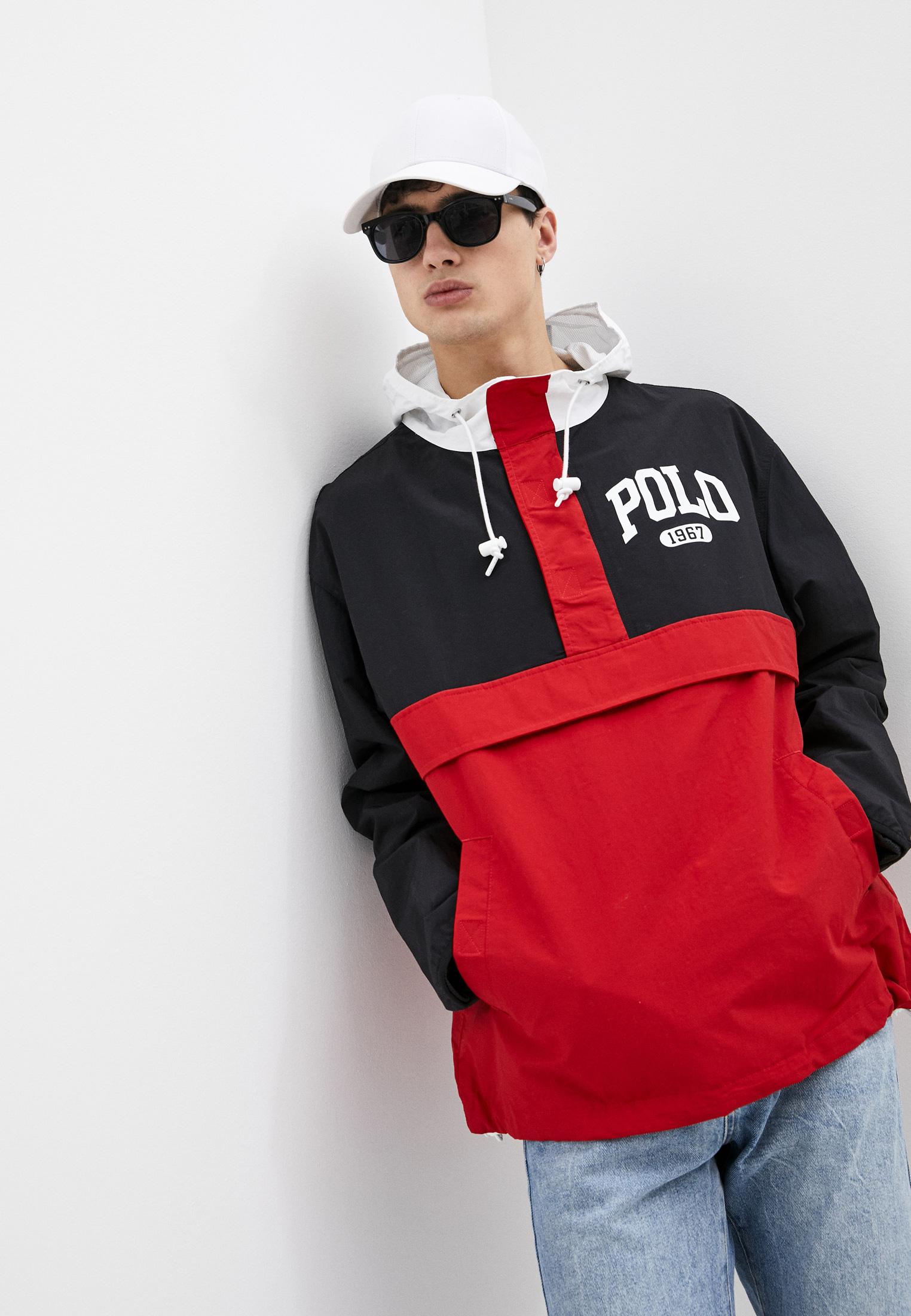 Ветровка Polo Ralph Lauren (Поло Ральф Лорен) Ветровка Polo Ralph Lauren