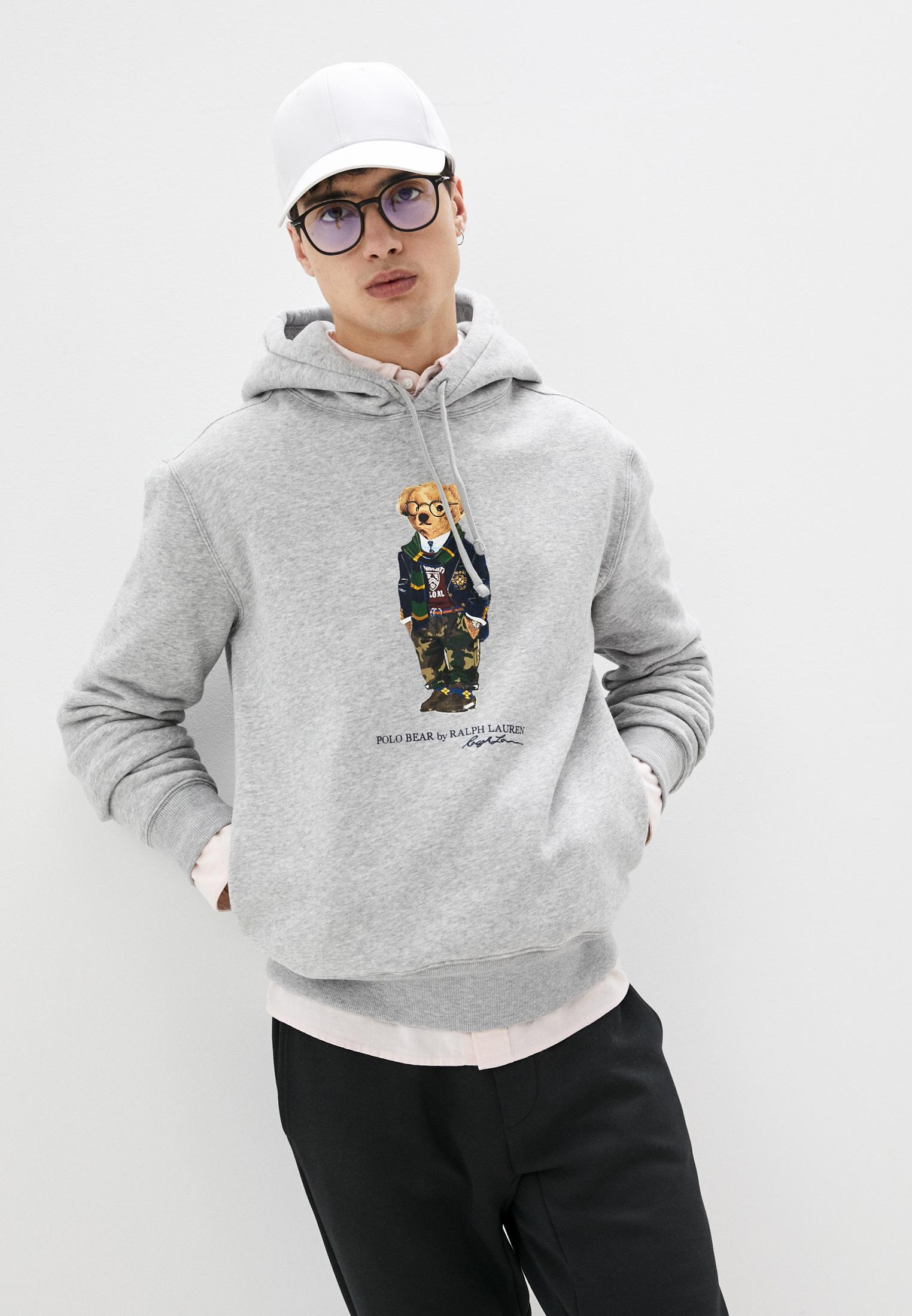 Мужские худи Polo Ralph Lauren (Поло Ральф Лорен) 710815193002