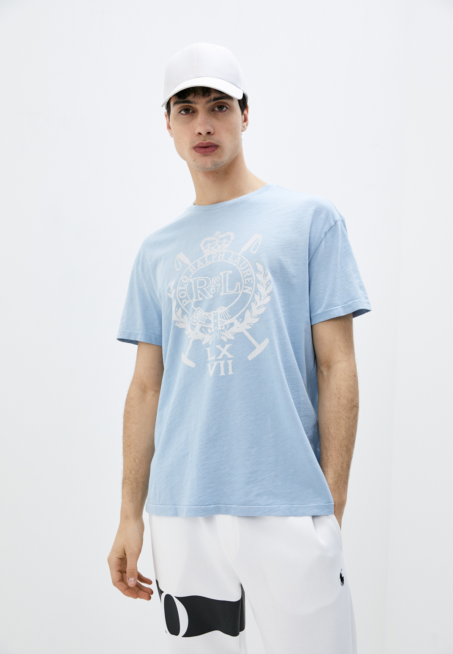 Футболка Polo Ralph Lauren (Поло Ральф Лорен) 710823546001
