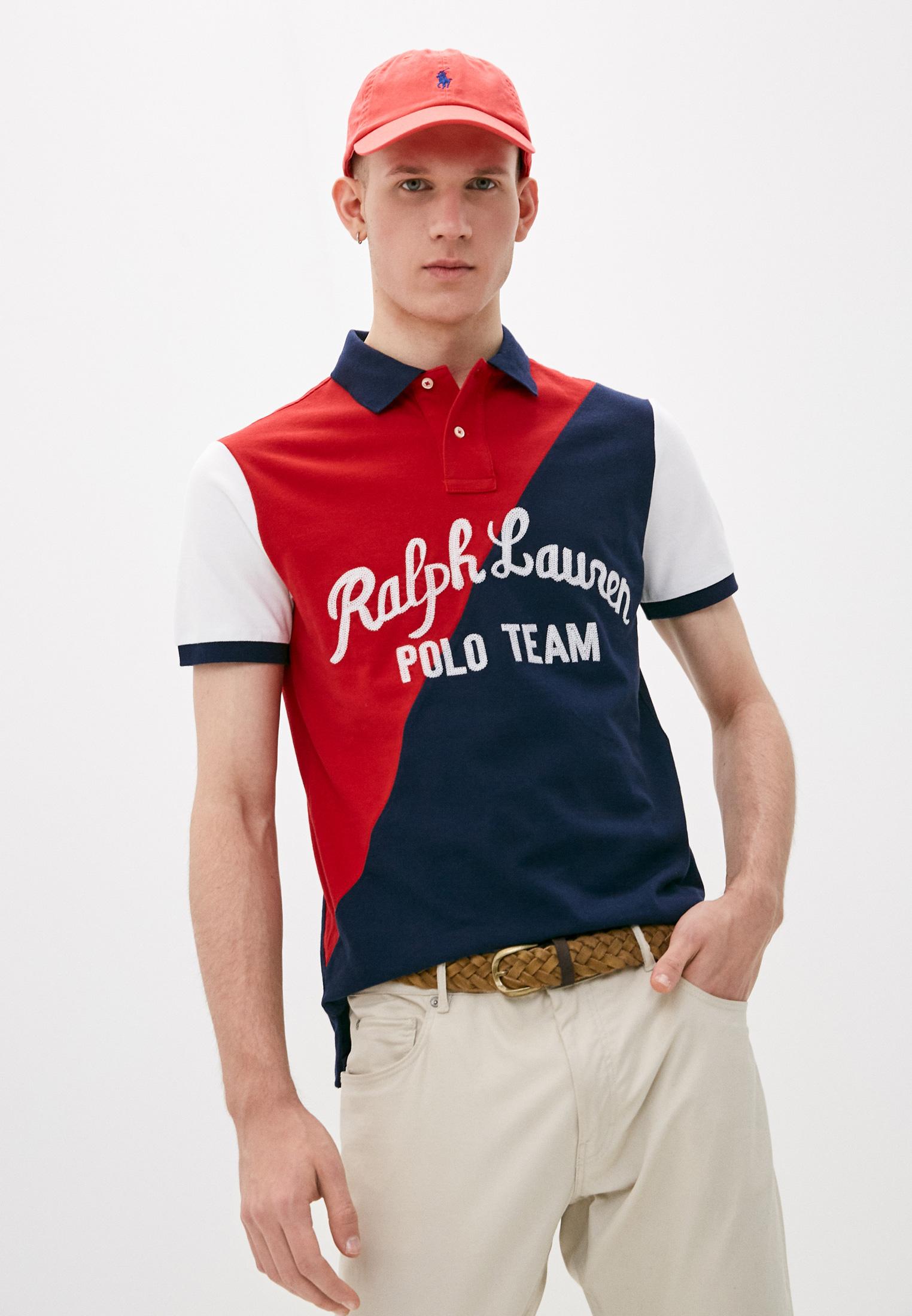 Мужские поло Polo Ralph Lauren (Поло Ральф Лорен) 710835795001