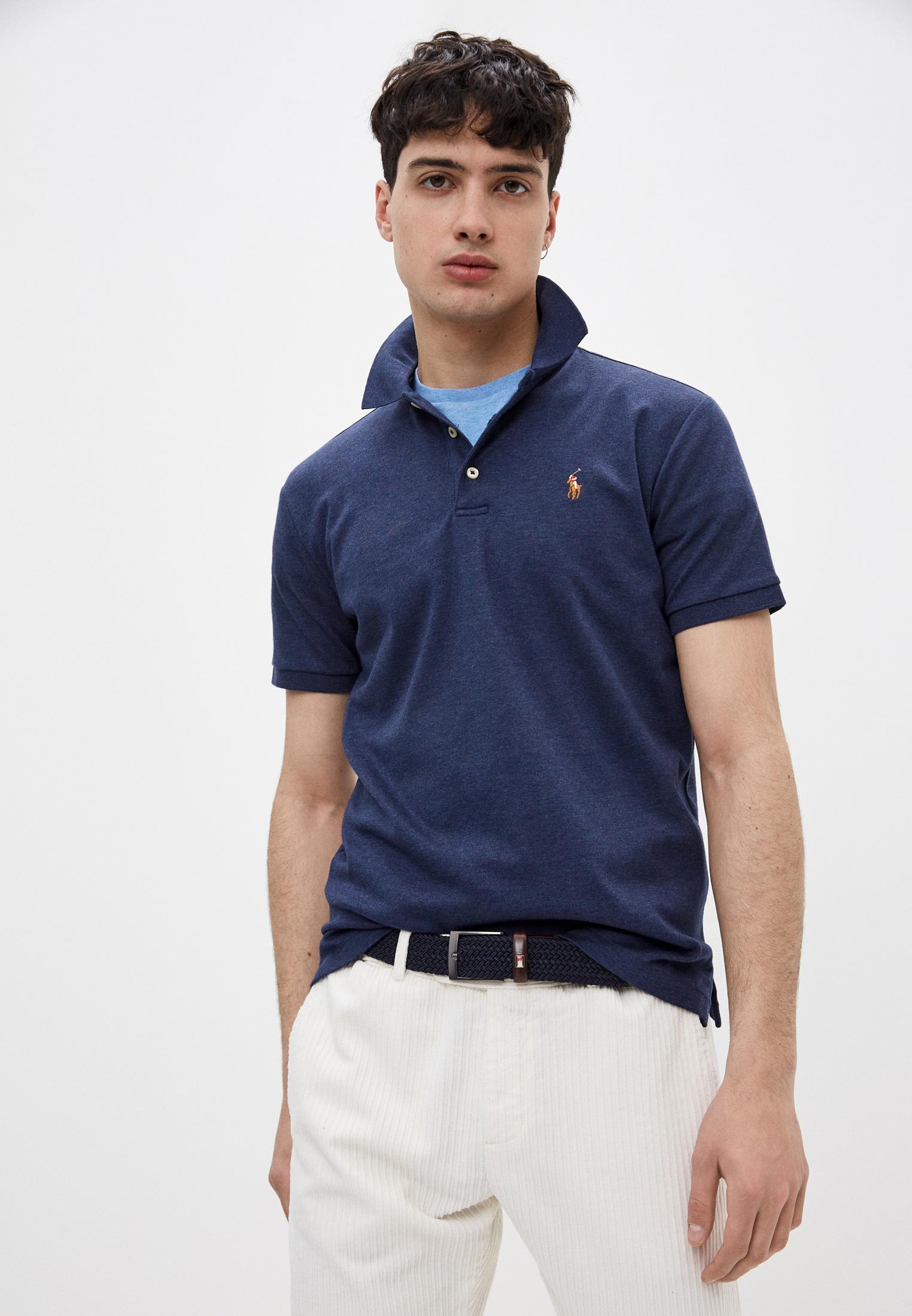 Мужские поло Polo Ralph Lauren (Поло Ральф Лорен) 710704319033