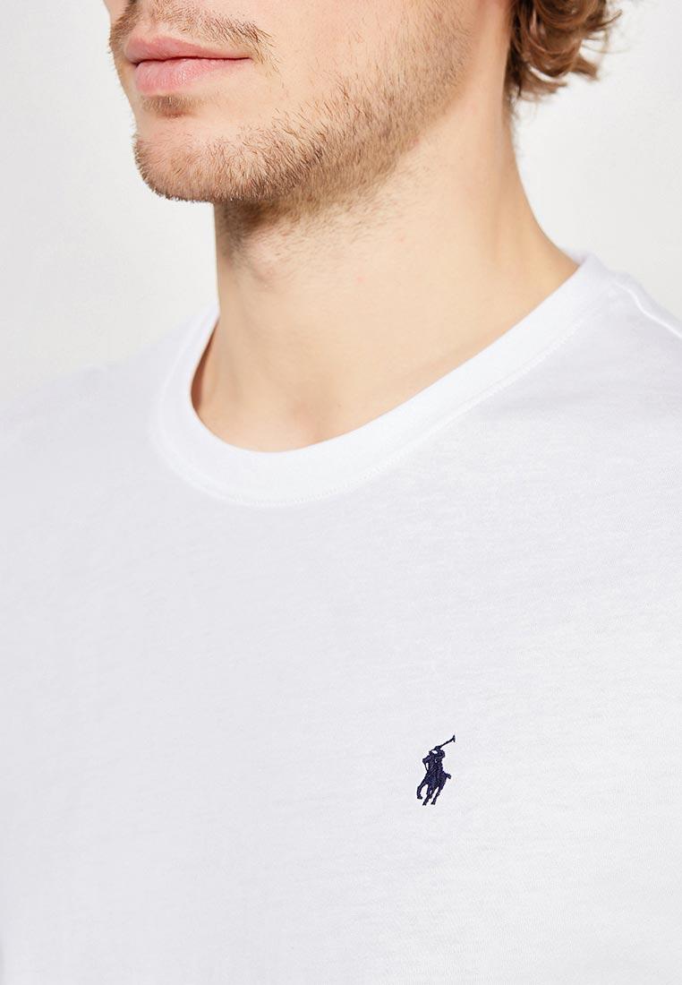 Домашняя футболка Polo Ralph Lauren (Поло Ральф Лорен) 714513501001: изображение 4