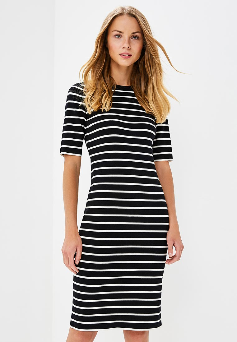 Вязаное платье Polo Ralph Lauren (Поло Ральф Лорен) 211710626001
