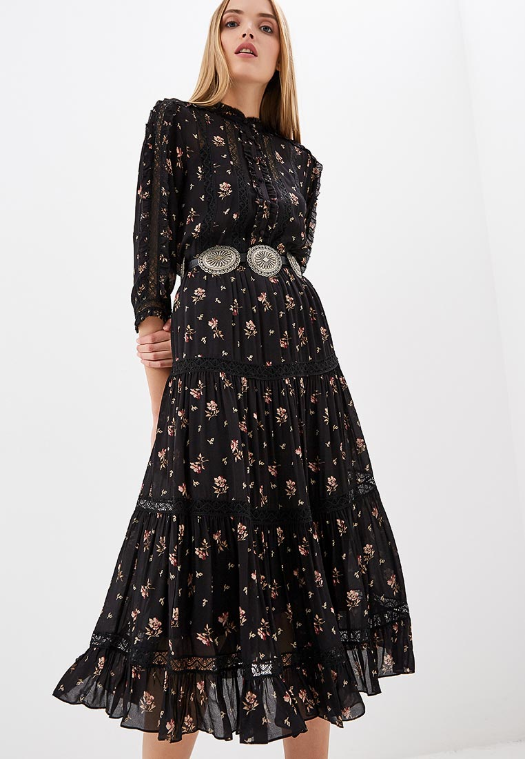 Повседневное платье Polo Ralph Lauren 211718157001