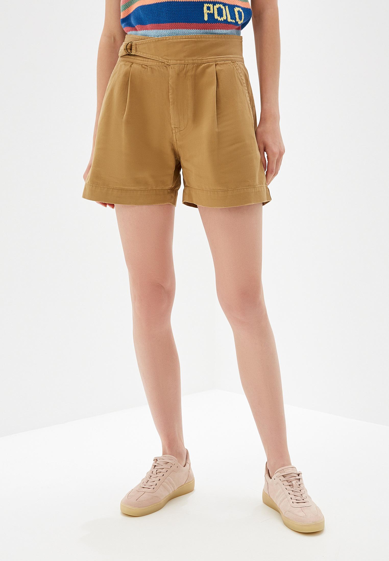 Женские повседневные шорты Polo Ralph Lauren (Поло Ральф Лорен) 211744367001