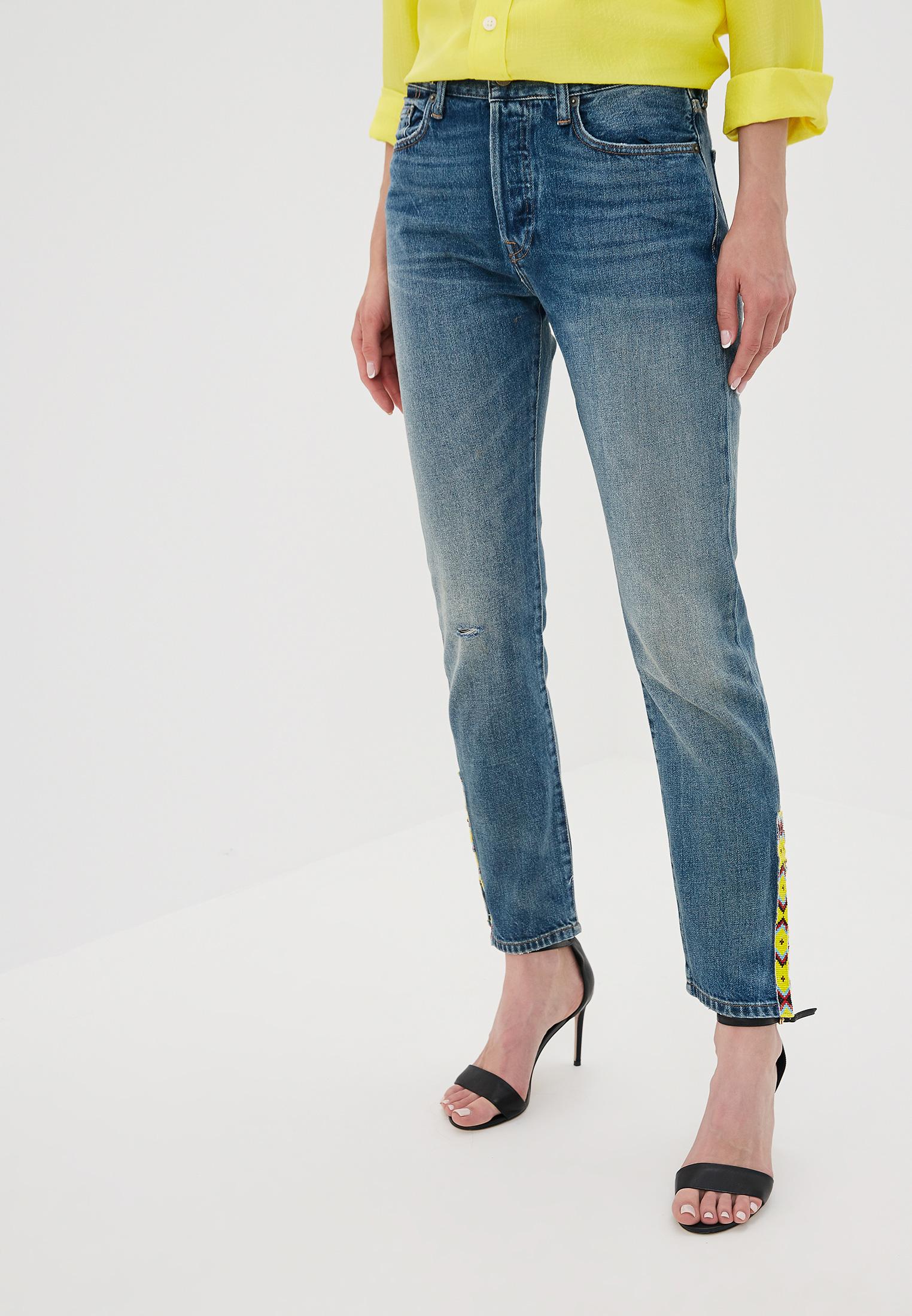 Зауженные джинсы Polo Ralph Lauren (Поло Ральф Лорен) 211742337001