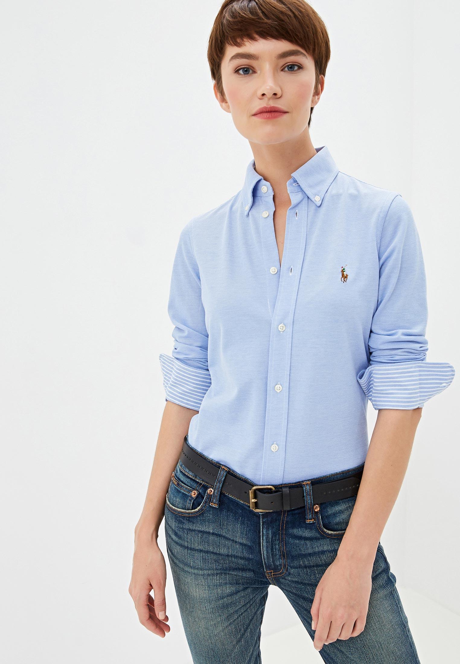 Женские рубашки с длинным рукавом Polo Ralph Lauren (Поло Ральф Лорен) 211664427001