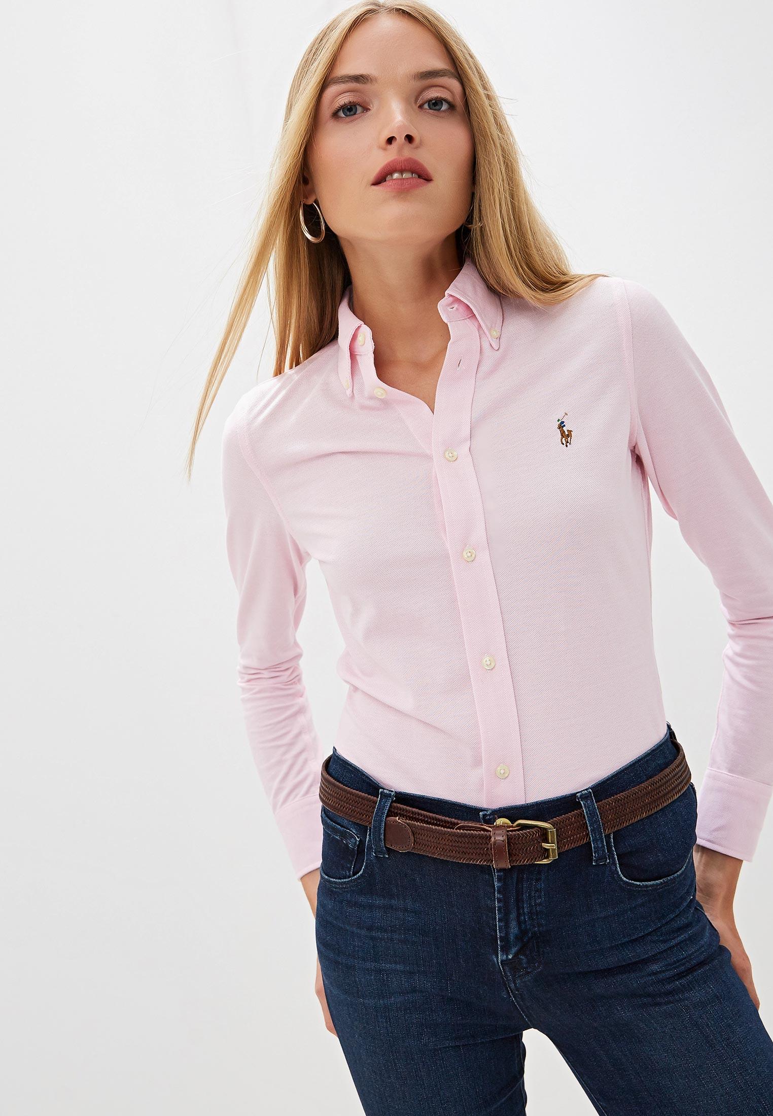 Женские рубашки с длинным рукавом Polo Ralph Lauren (Поло Ральф Лорен) 211664427002