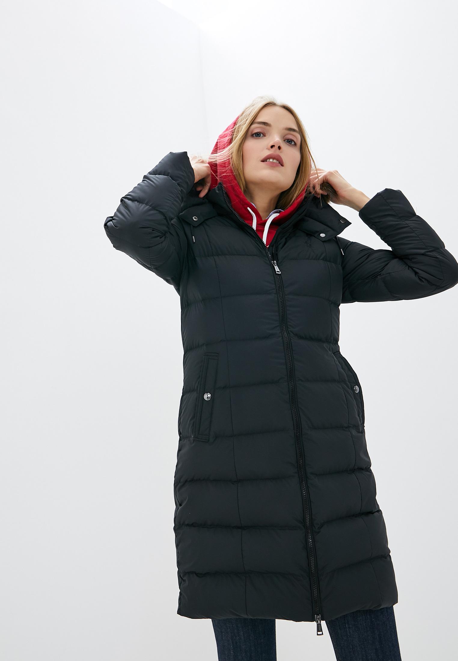 Утепленная куртка Polo Ralph Lauren (Поло Ральф Лорен) 211765207001