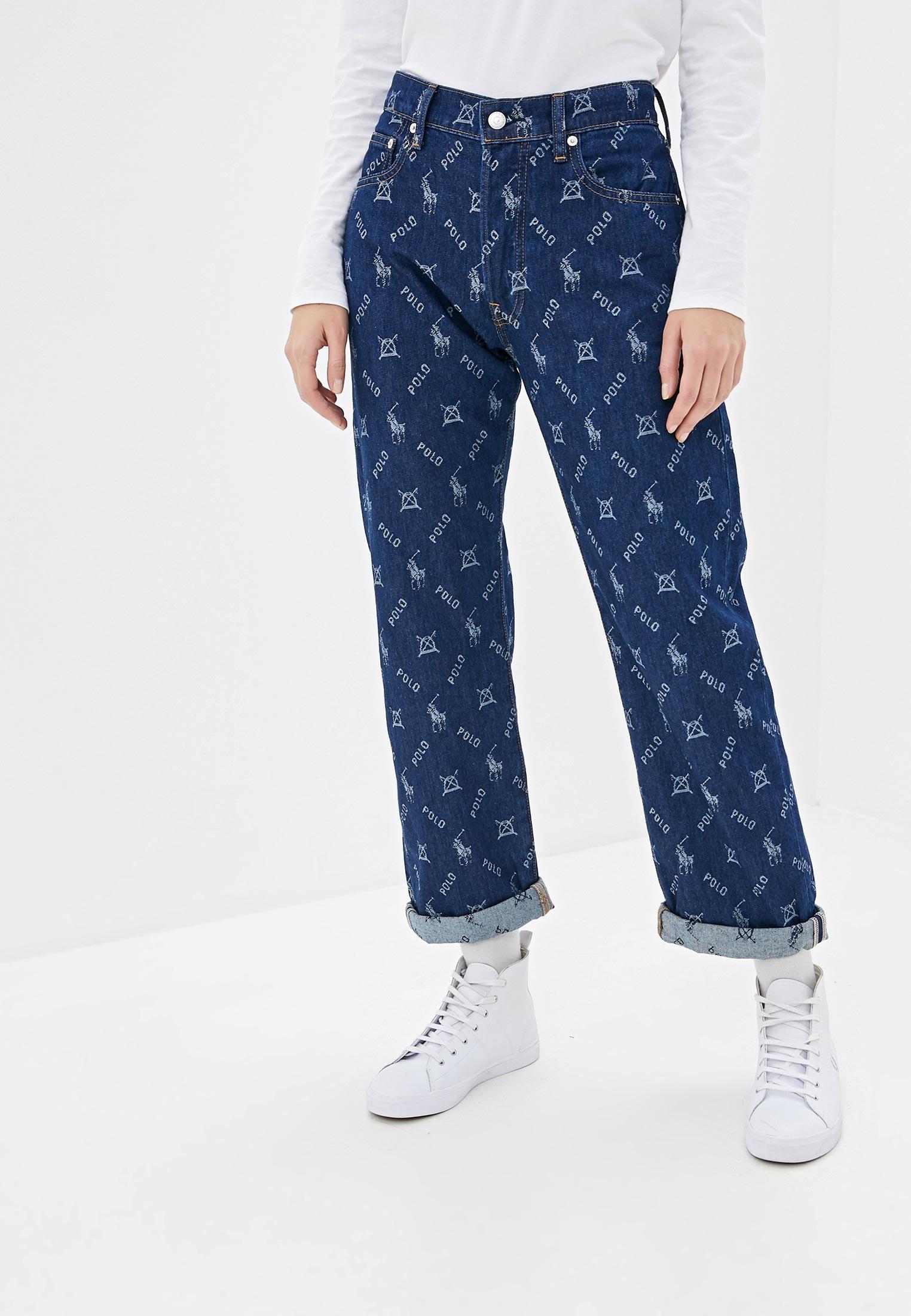 Прямые джинсы Polo Ralph Lauren (Поло Ральф Лорен) 211764954001