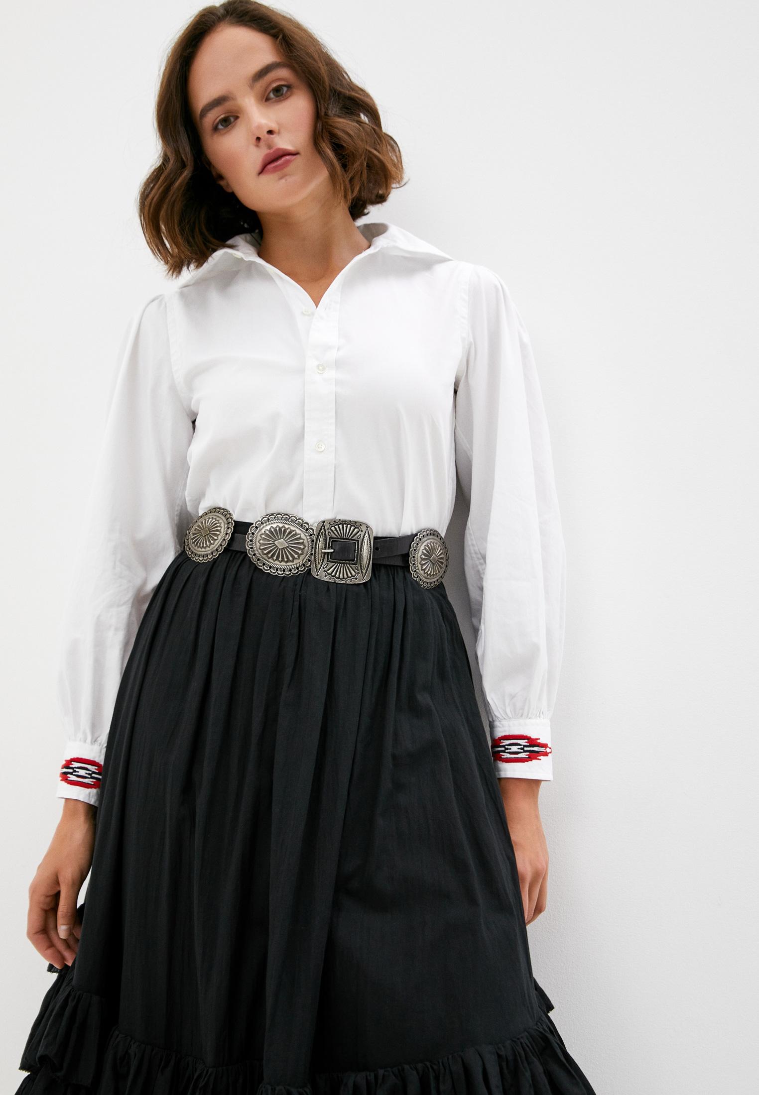 Женские рубашки с длинным рукавом Polo Ralph Lauren (Поло Ральф Лорен) 211801087001
