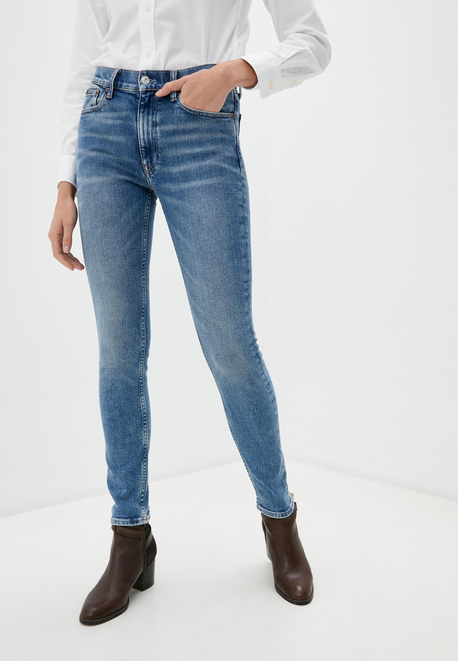 Зауженные джинсы Polo Ralph Lauren (Поло Ральф Лорен) 211799657001