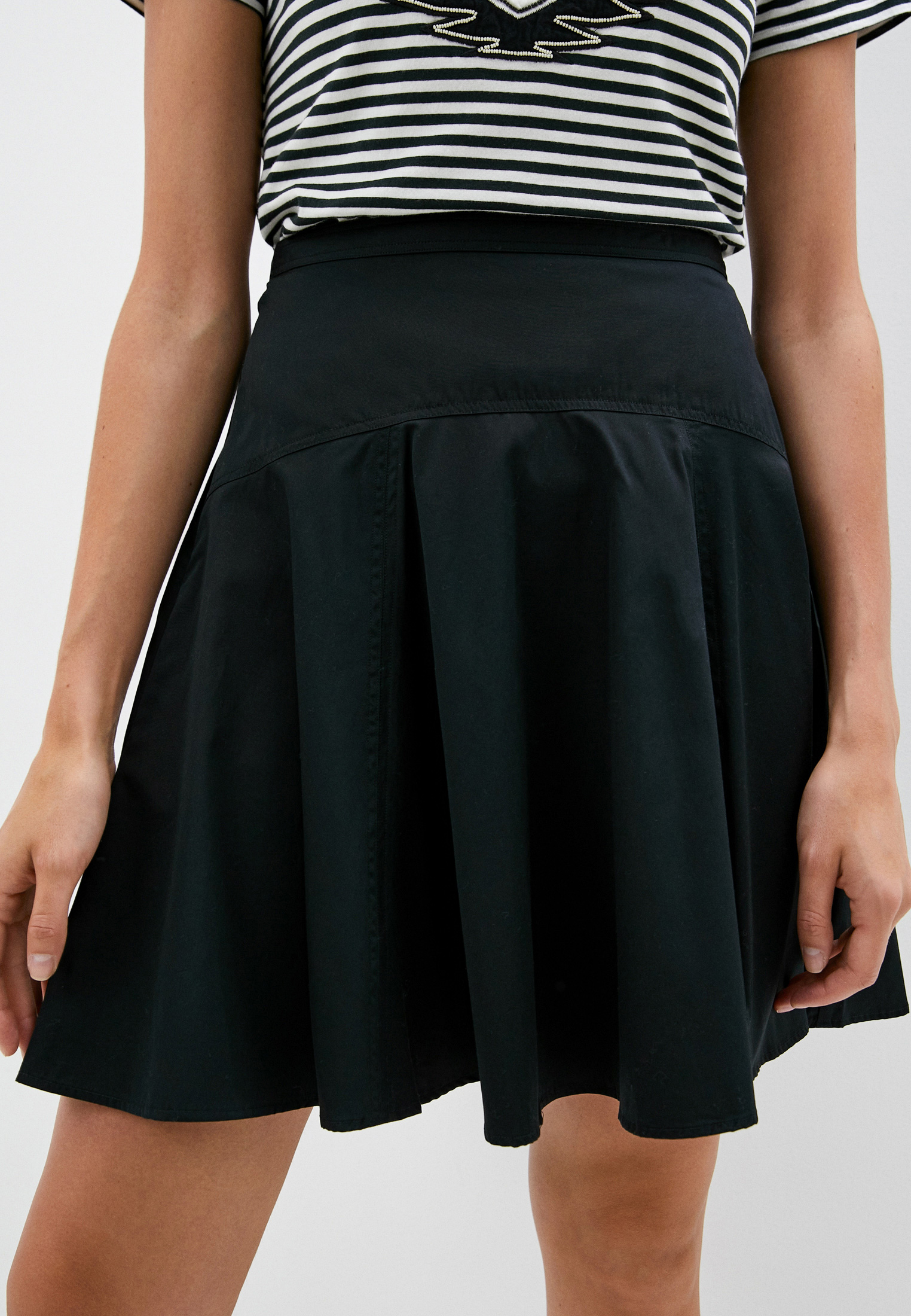 Широкая юбка Polo Ralph Lauren (Поло Ральф Лорен) 211801127001