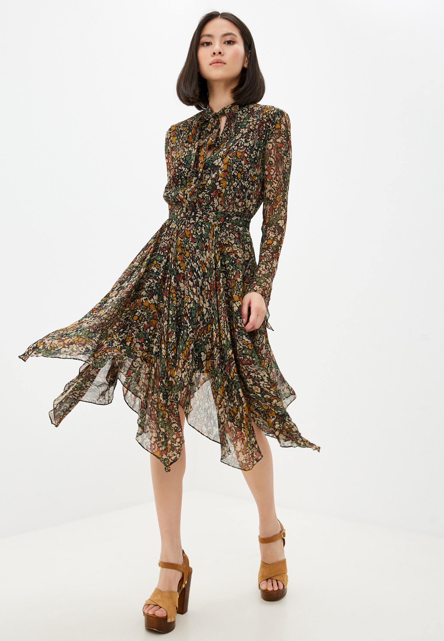 Повседневное платье Polo Ralph Lauren (Поло Ральф Лорен) 211815348001