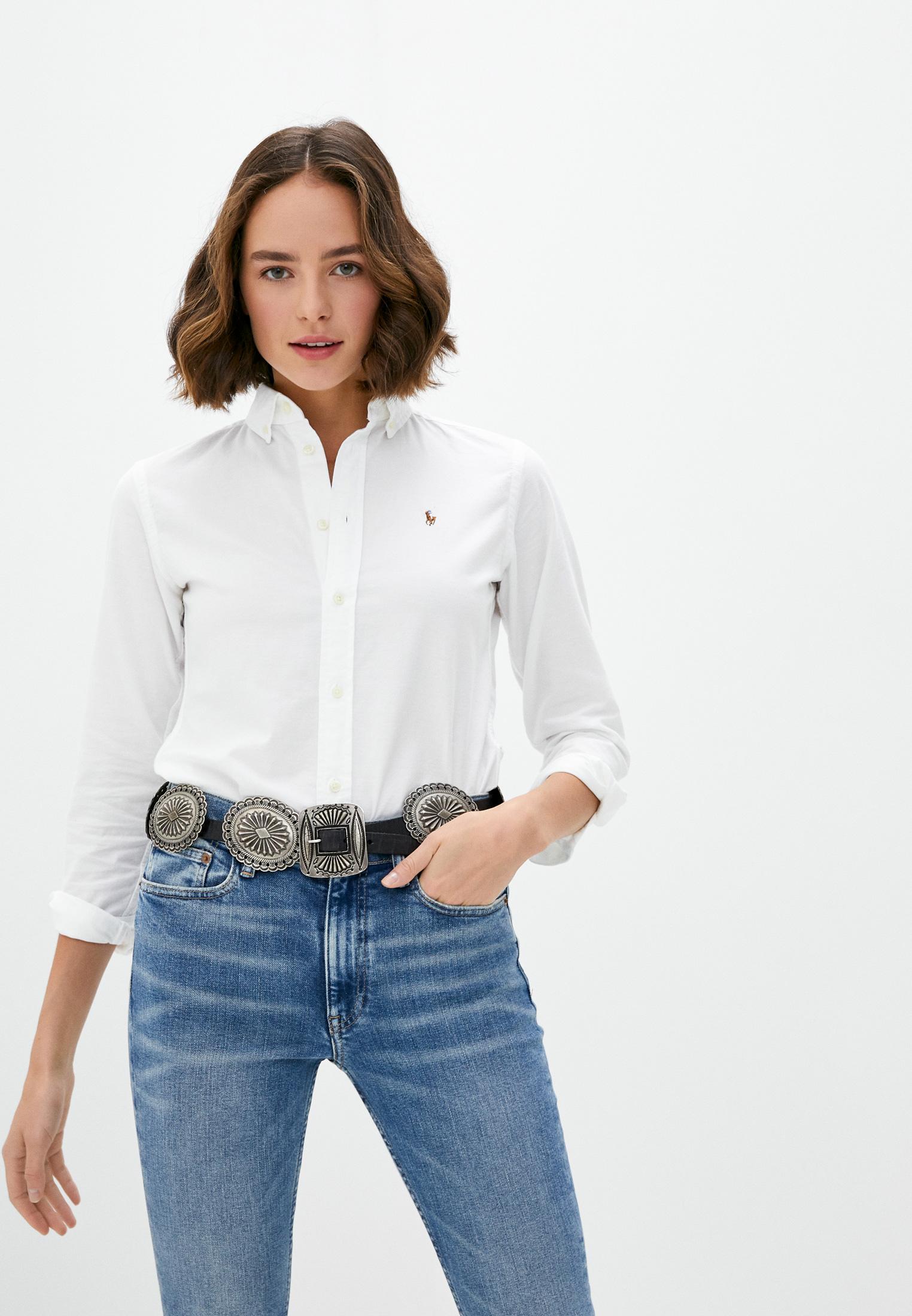 Женские рубашки с длинным рукавом Polo Ralph Lauren (Поло Ральф Лорен) 211806181003