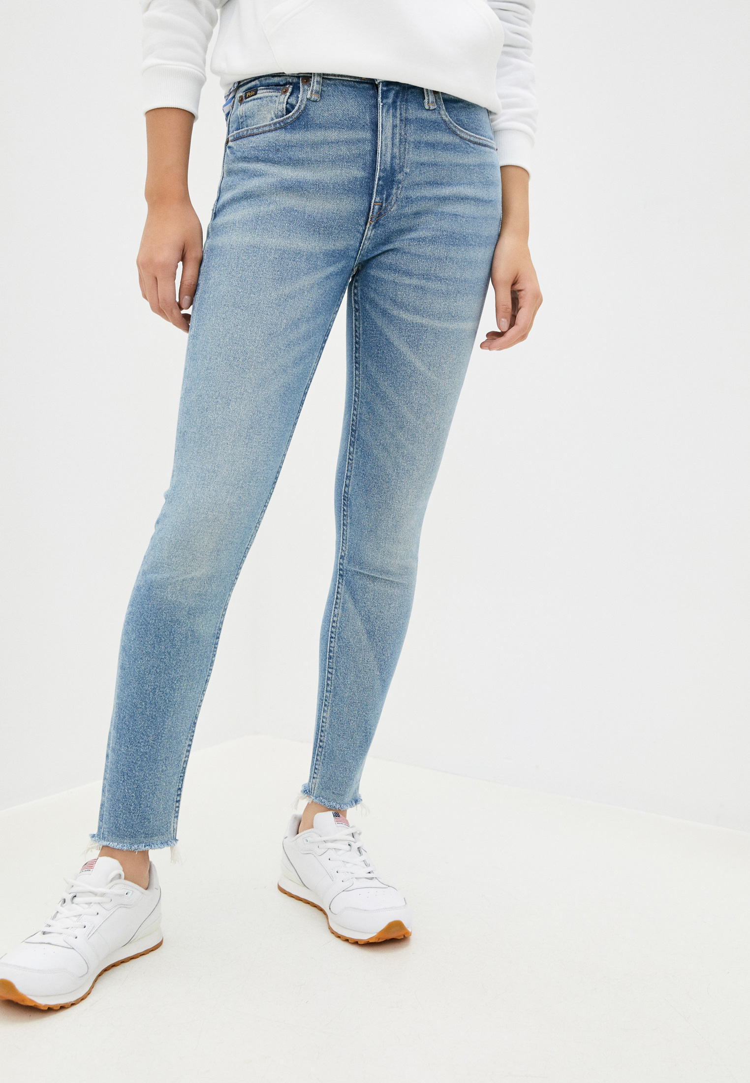 Зауженные джинсы Polo Ralph Lauren (Поло Ральф Лорен) 211799662001