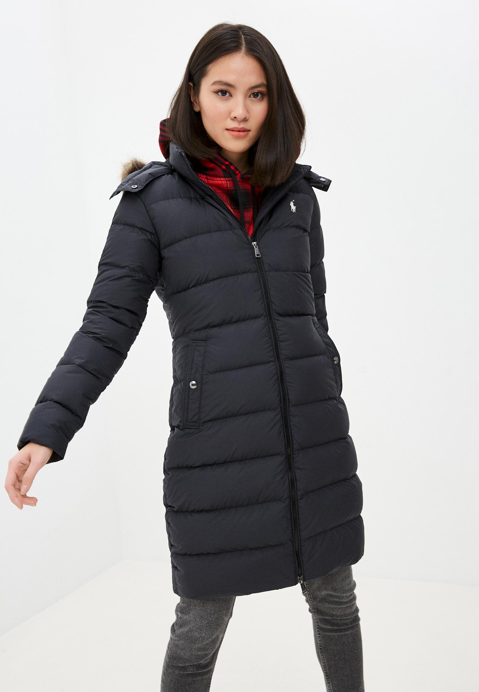 Утепленная куртка Polo Ralph Lauren (Поло Ральф Лорен) 211812572001