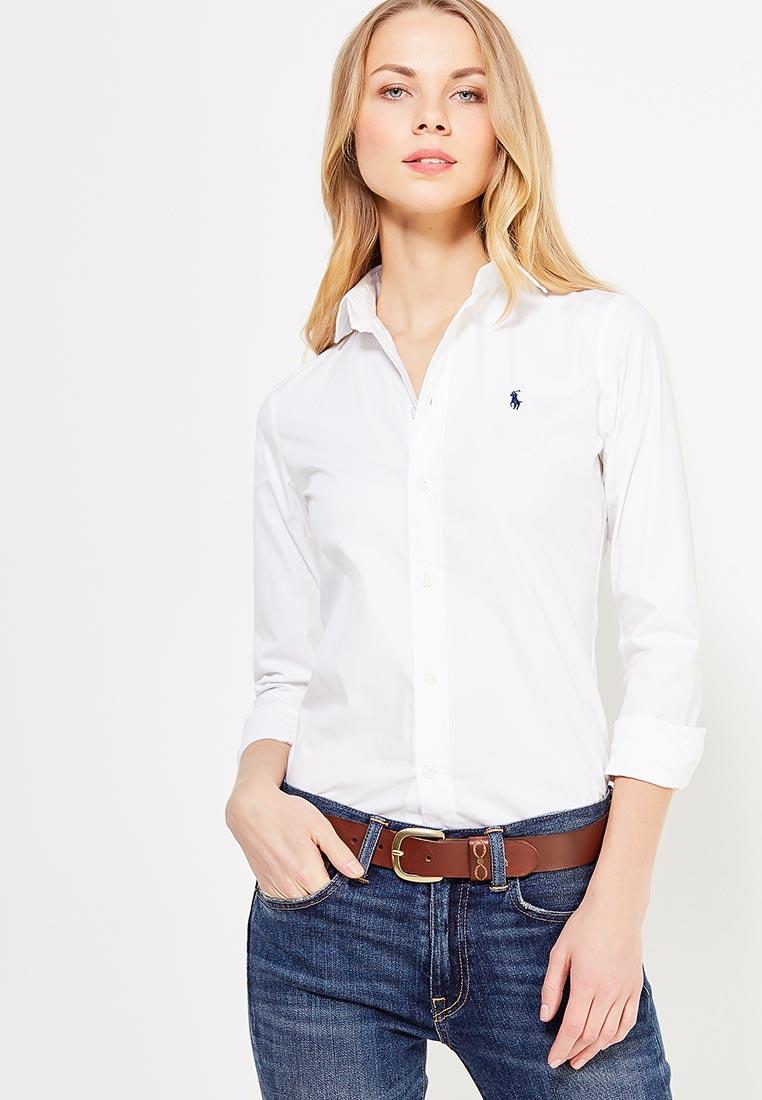 Женские рубашки с длинным рукавом Polo Ralph Lauren (Поло Ральф Лорен) 211537103011