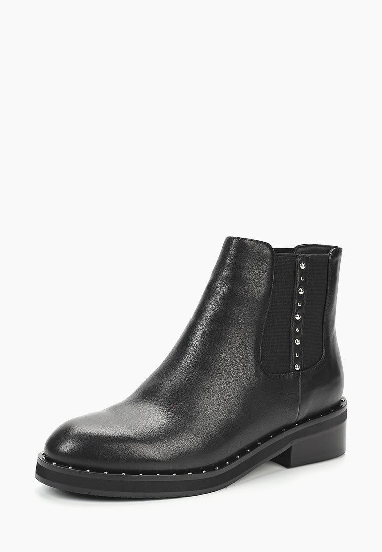 Женские ботинки Portal PRL1820-20-M black-18Z
