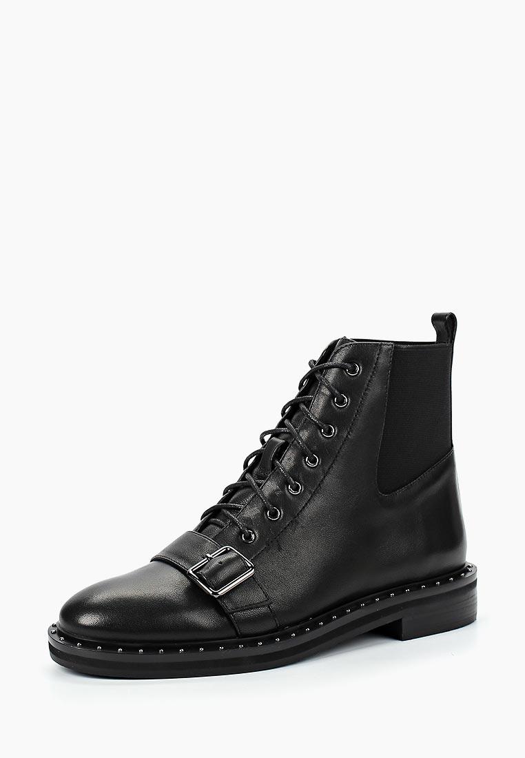 Женские ботинки Portal PRL1213-27 black-18Z