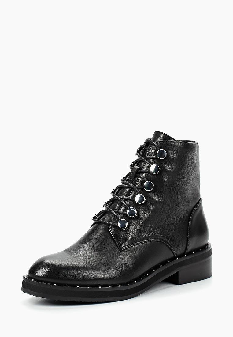 Женские ботинки Portal PRL1820-23 black-18Z