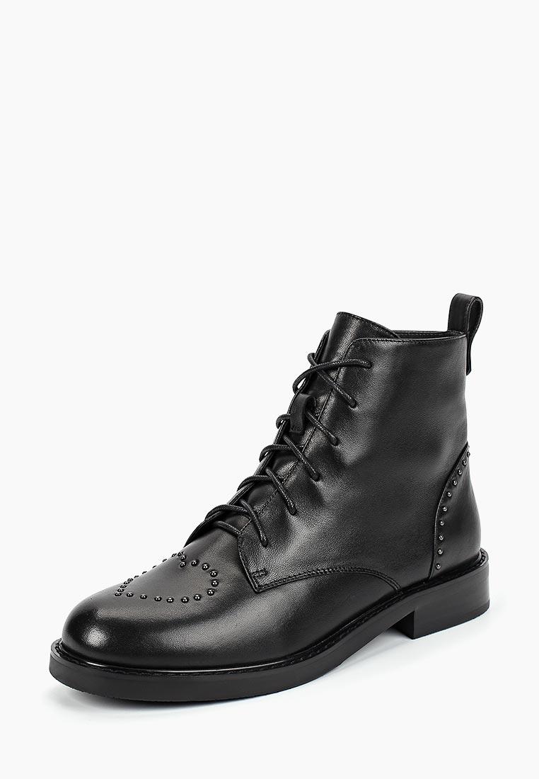 Женские ботинки Portal PRL1115-29 black-18Z