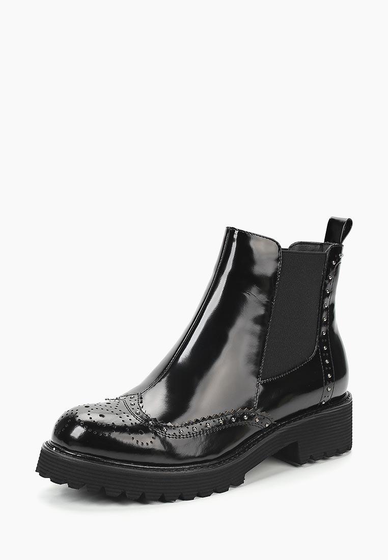 Женские ботинки Portal PRL1120-20 black-18Z
