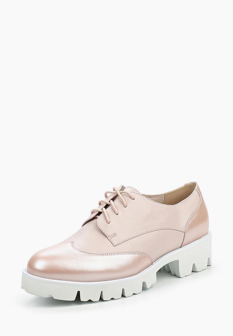 Женские ботинки Portal PRL1348-01 pink-17L