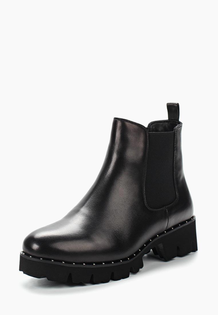 Женские ботинки Portal PRL1041-22-M black-17Z: изображение 1