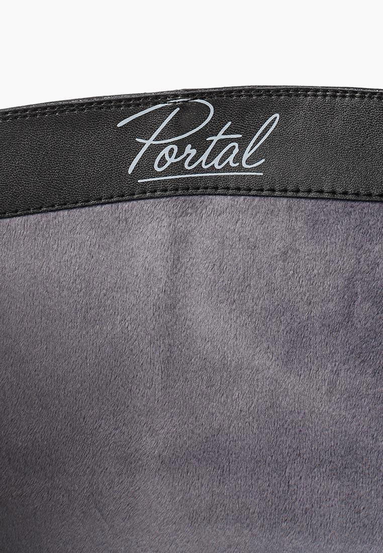 Женские сапоги Portal PRL1041-27 black-17Z: изображение 11