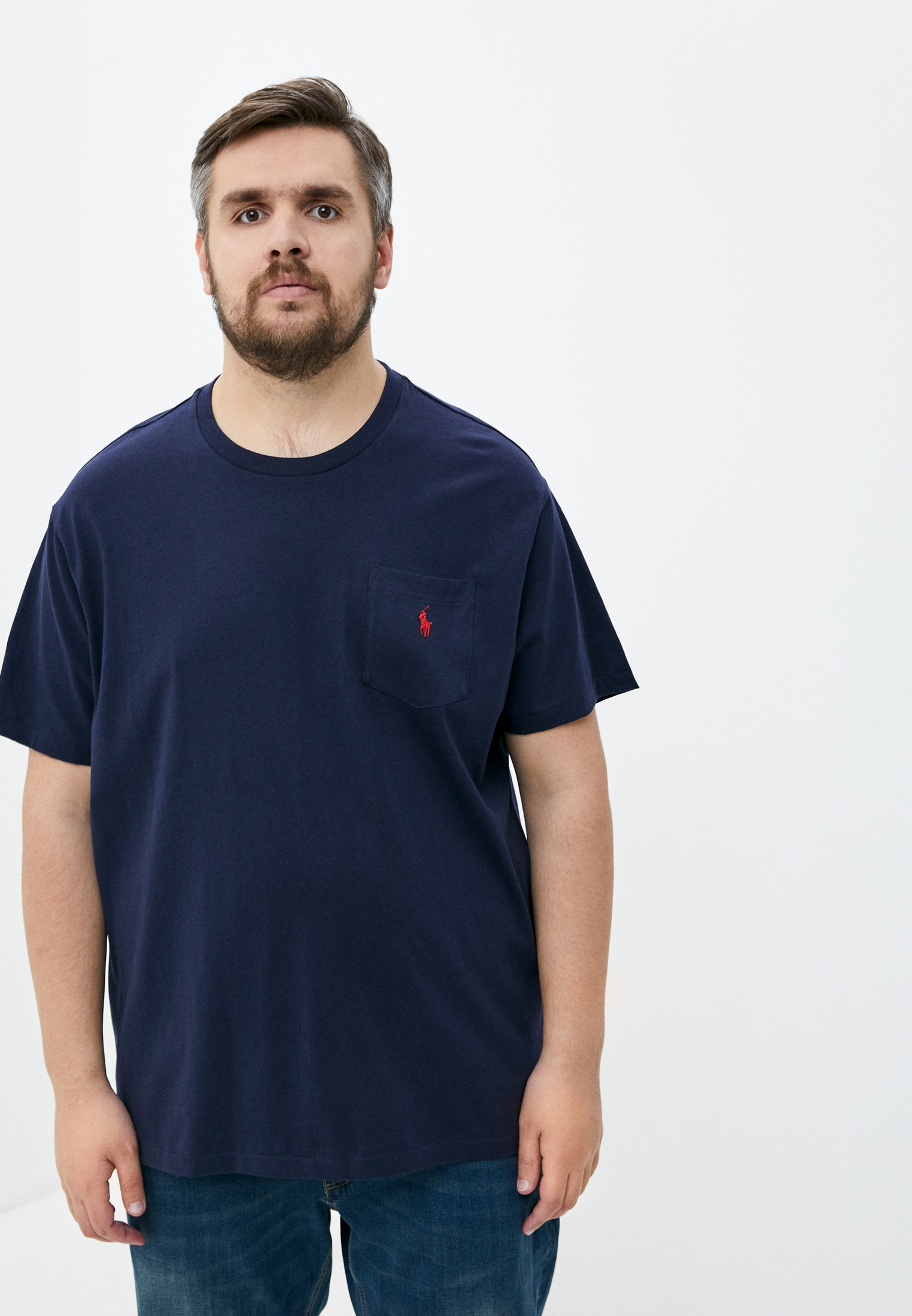 Футболка Polo Ralph Lauren Big & Tall 711548533002