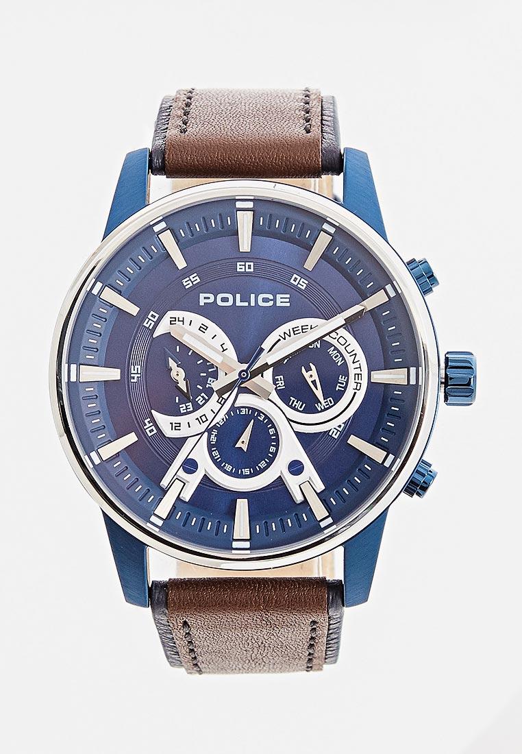 Мужские часы POLICE PL.15523JSBLS/03