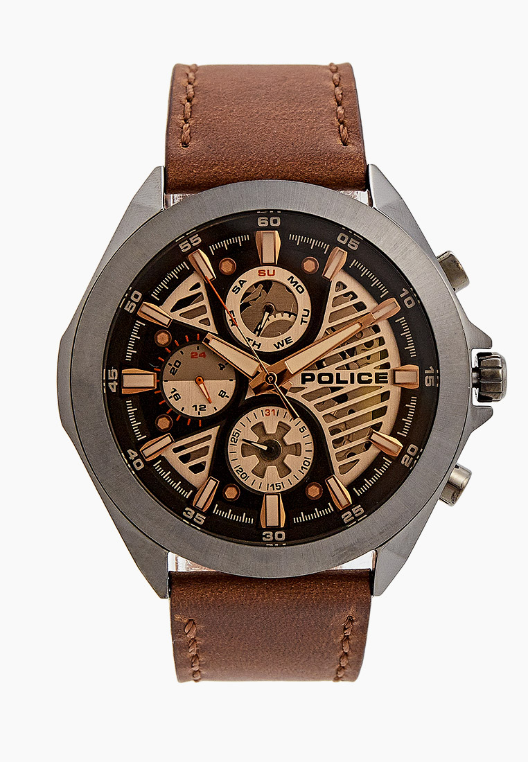Мужские часы POLICE PL.15654JSU/04