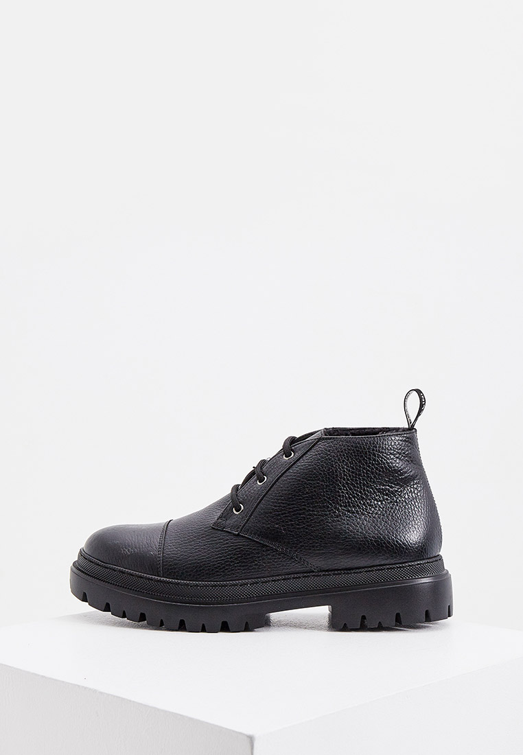 Мужские ботинки Pollini SB21143H0B