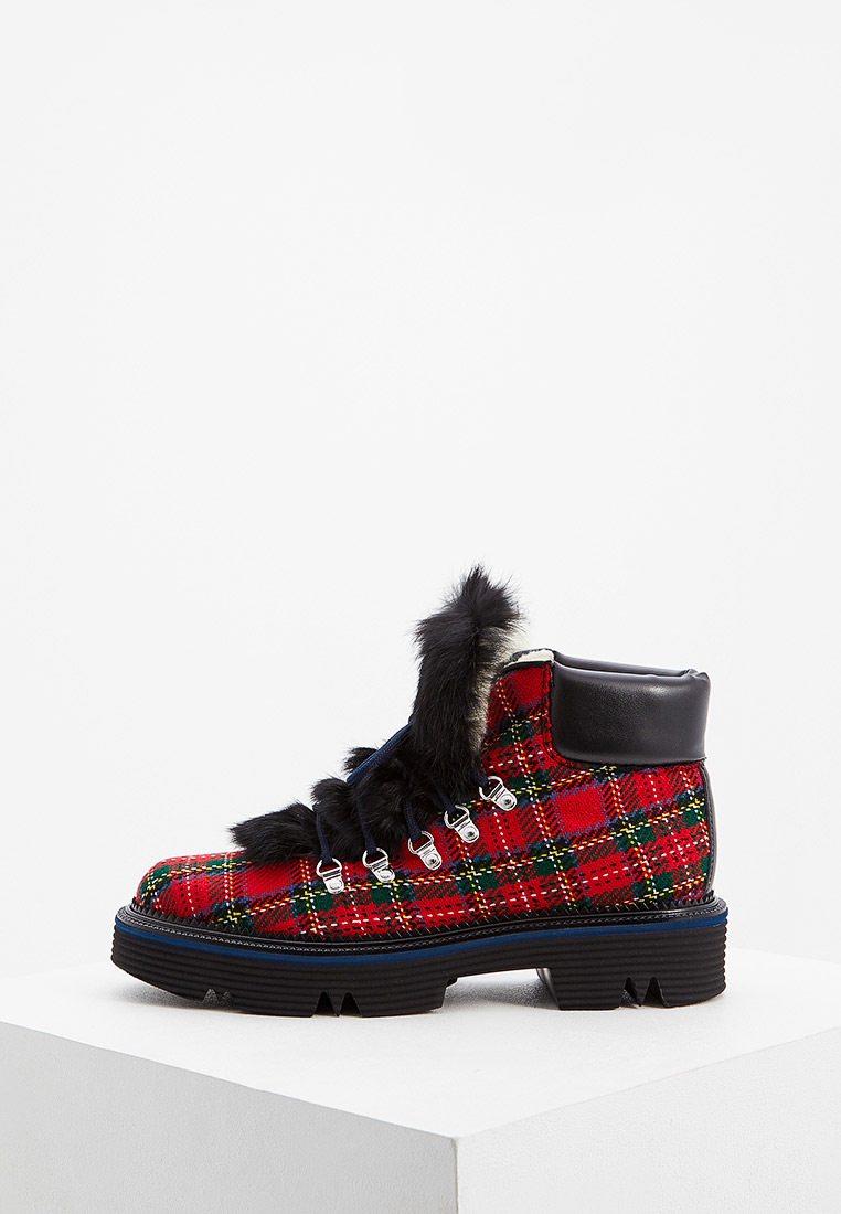 Женские ботинки Pollini SA21134H18TLJ