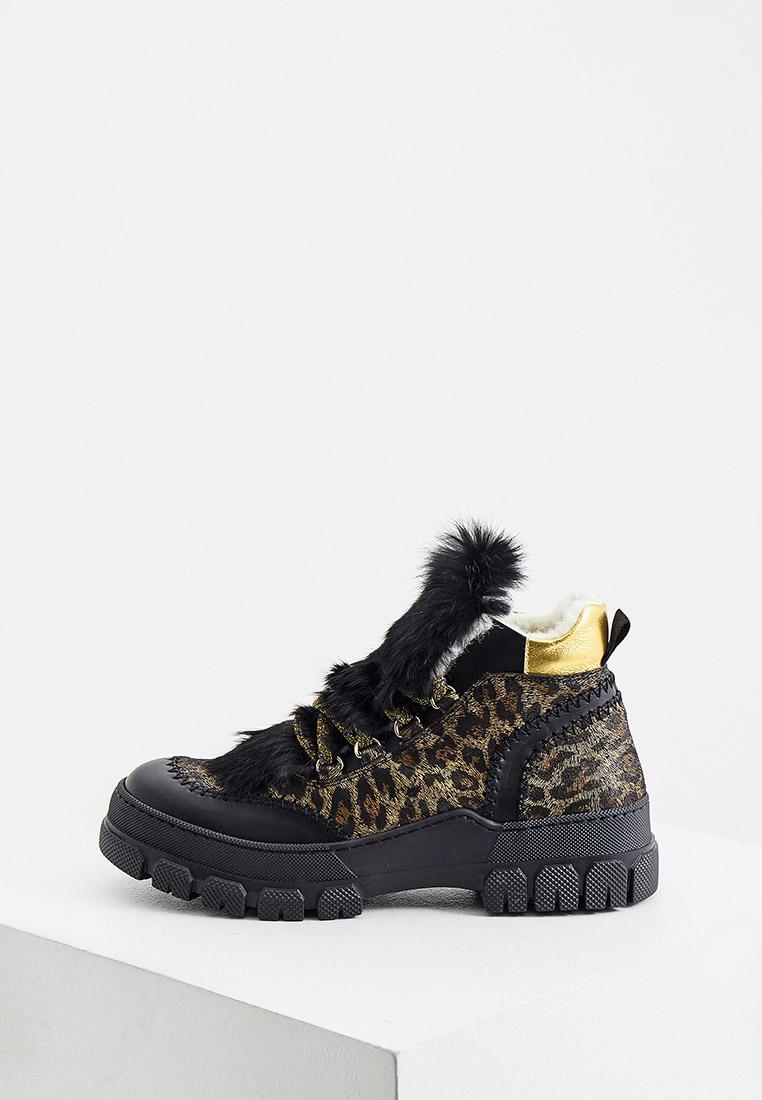 Женские ботинки Pollini sa21153h1b