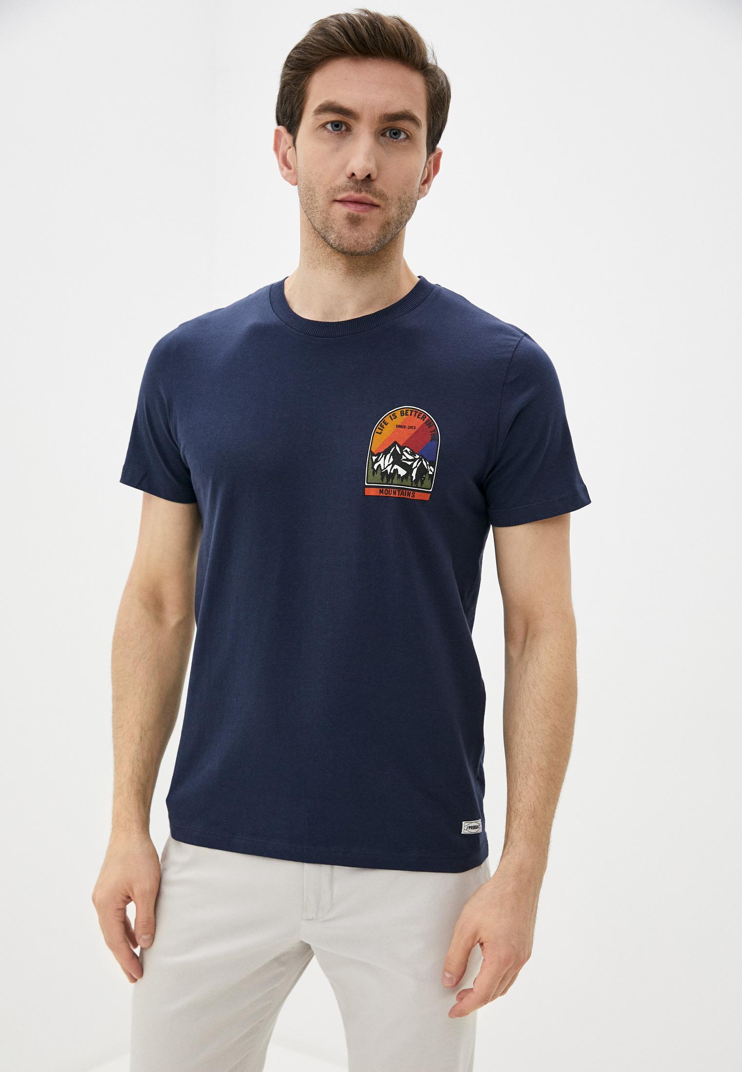 Футболка с коротким рукавом Produkt 12167301