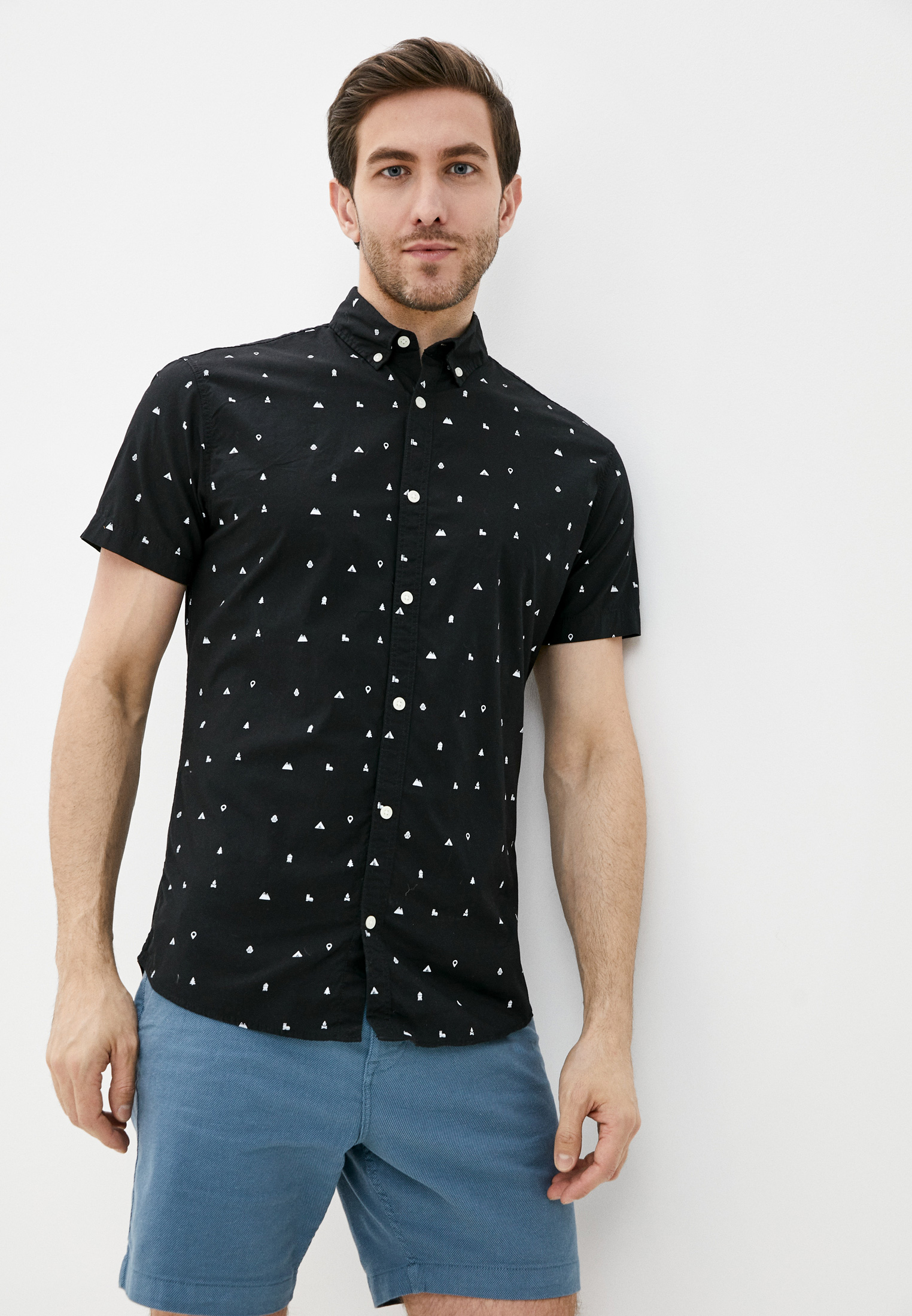 Рубашка с коротким рукавом Produkt 12171167
