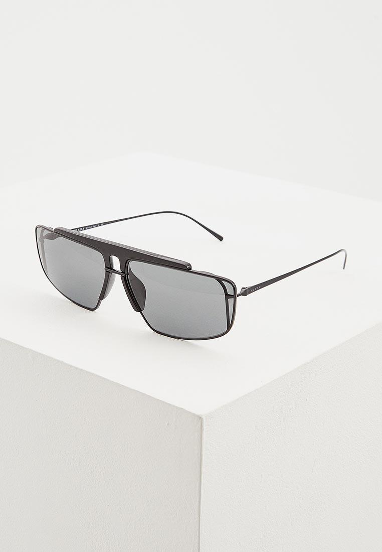 Мужские солнцезащитные очки Prada (Прада) 0PR 50VS