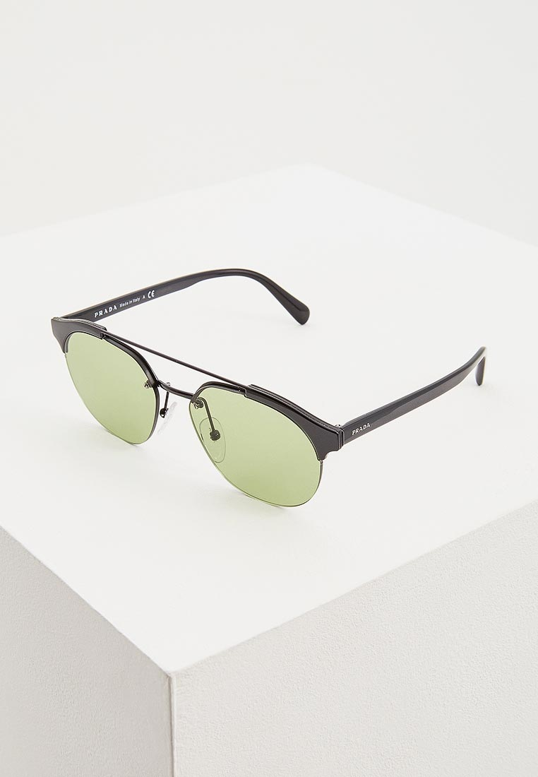 Мужские солнцезащитные очки Prada (Прада) 0PR 51VS