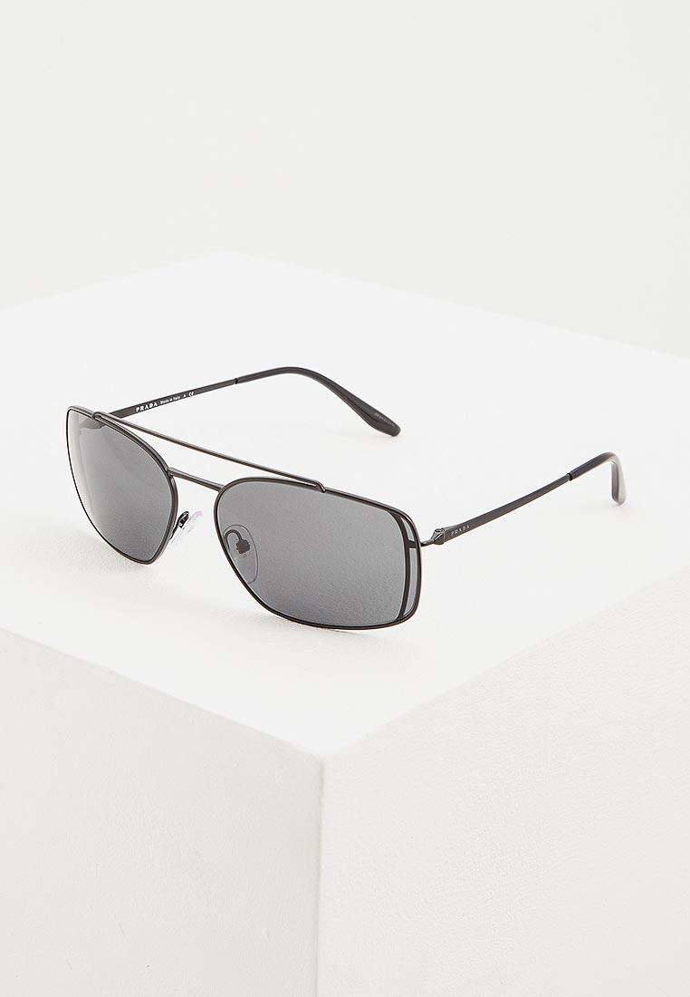 Мужские солнцезащитные очки Prada (Прада) 0PR 64VS