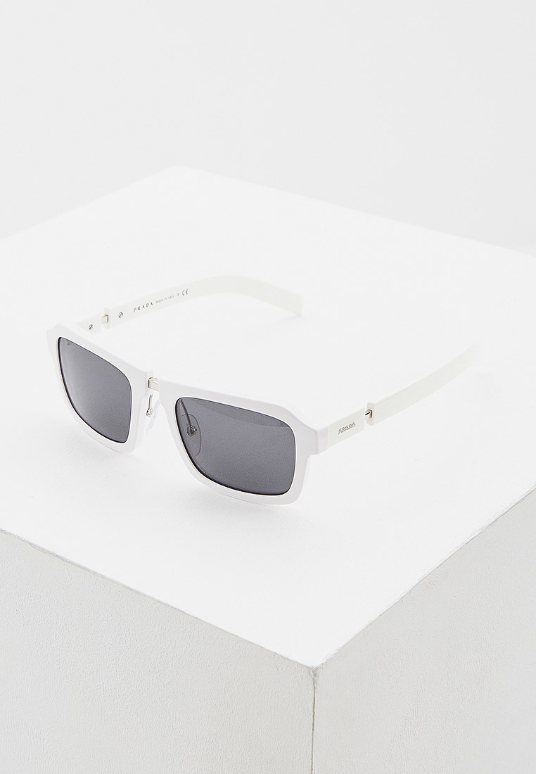 Мужские солнцезащитные очки Prada (Прада) 0PR 09XS