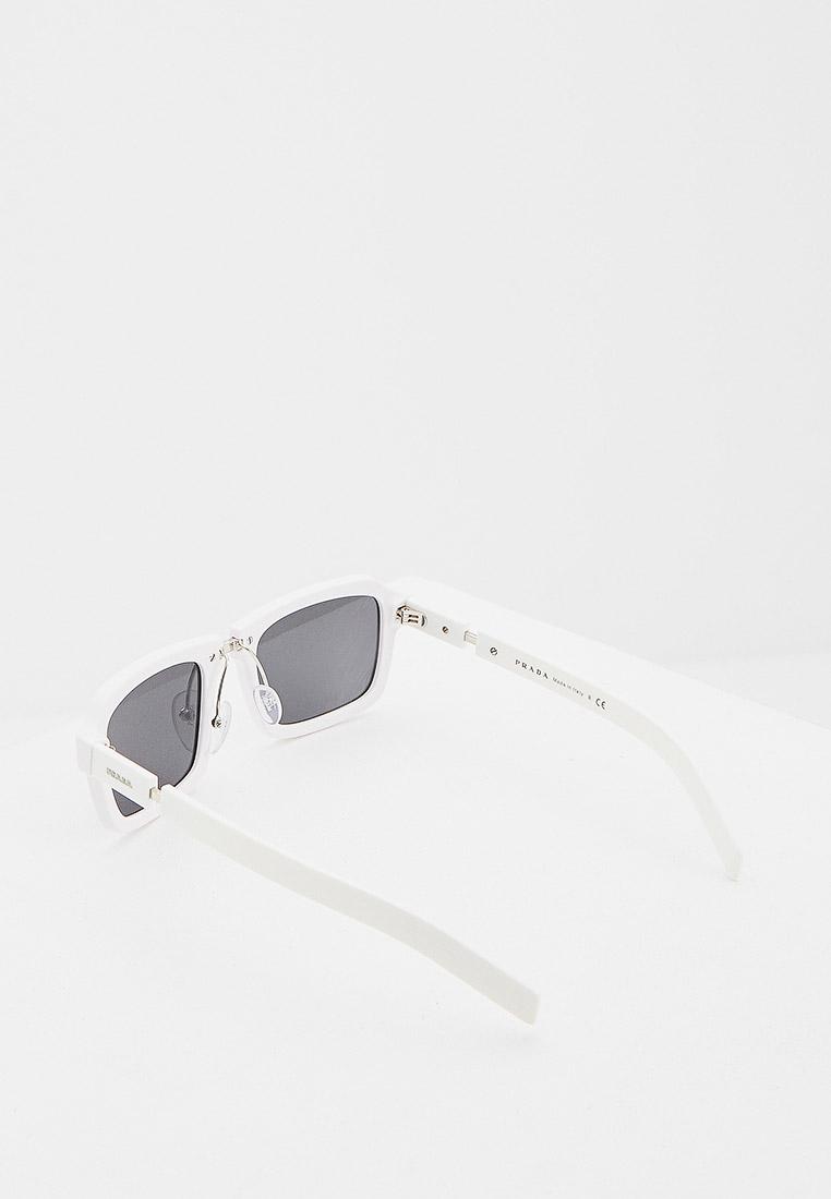 Мужские солнцезащитные очки Prada (Прада) 0PR 09XS: изображение 3