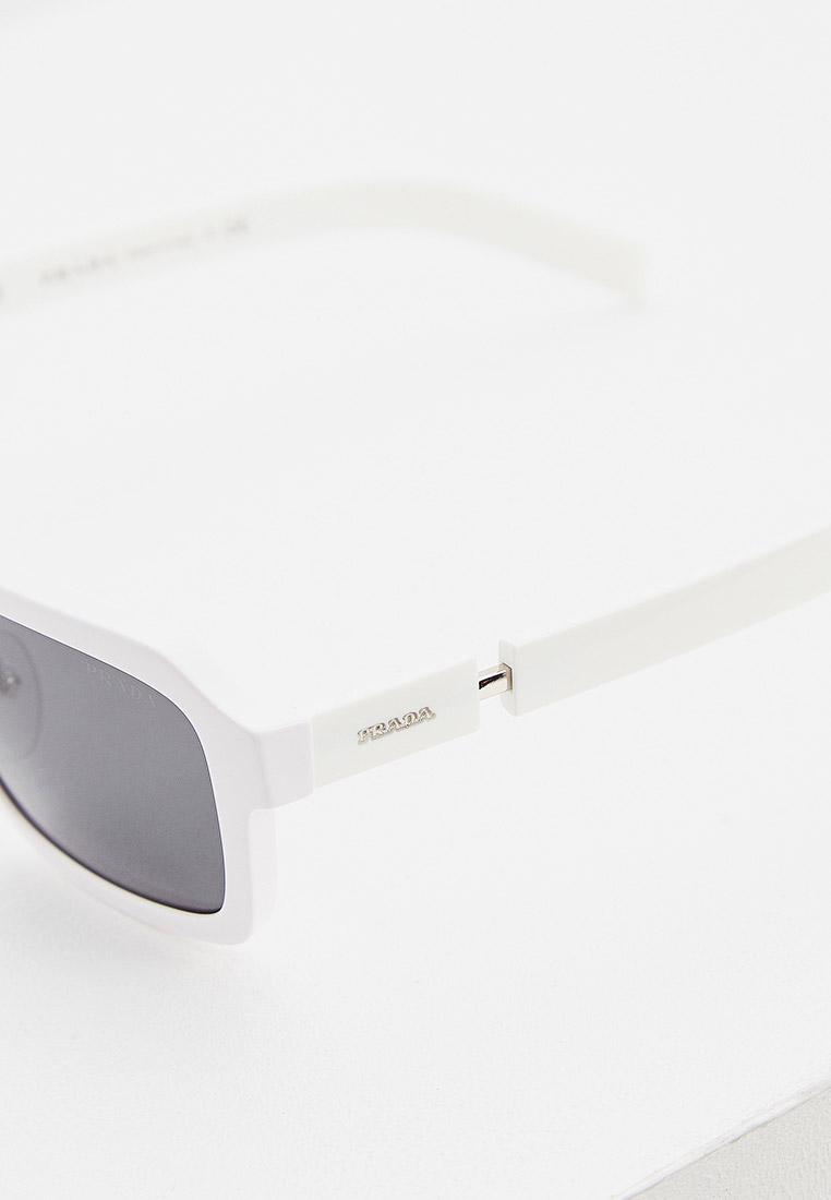 Мужские солнцезащитные очки Prada (Прада) 0PR 09XS: изображение 4