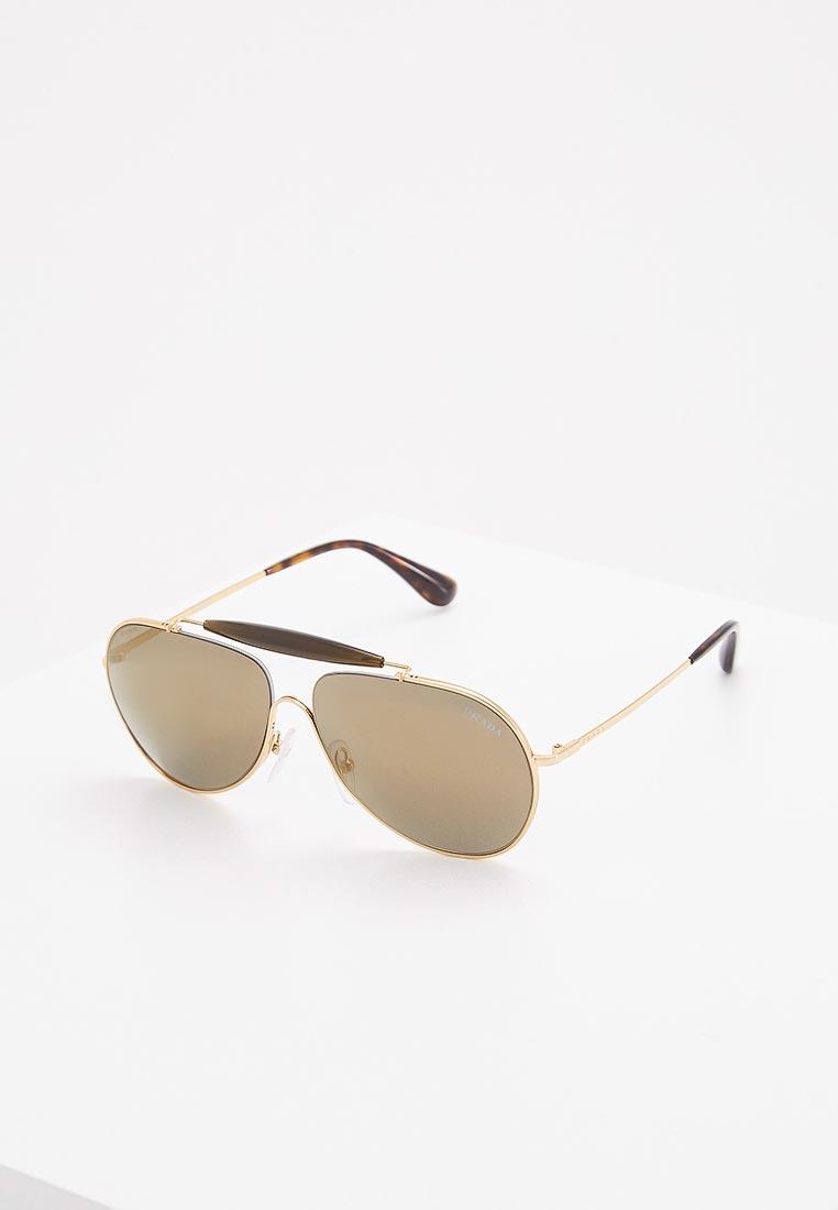 Мужские солнцезащитные очки Prada (Прада) 0PR 56SS