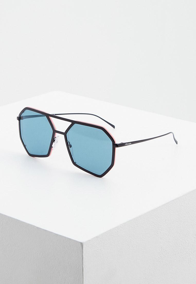 Женские солнцезащитные очки Prada (Прада) 0PR 62XS